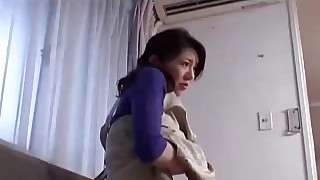 日本のお母さん